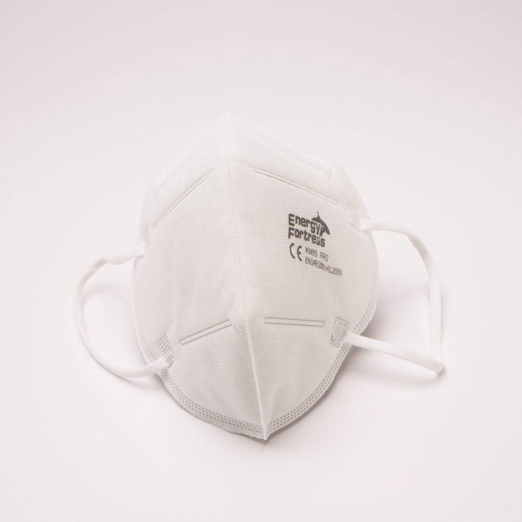 Einzelansicht der FFP2 Maske